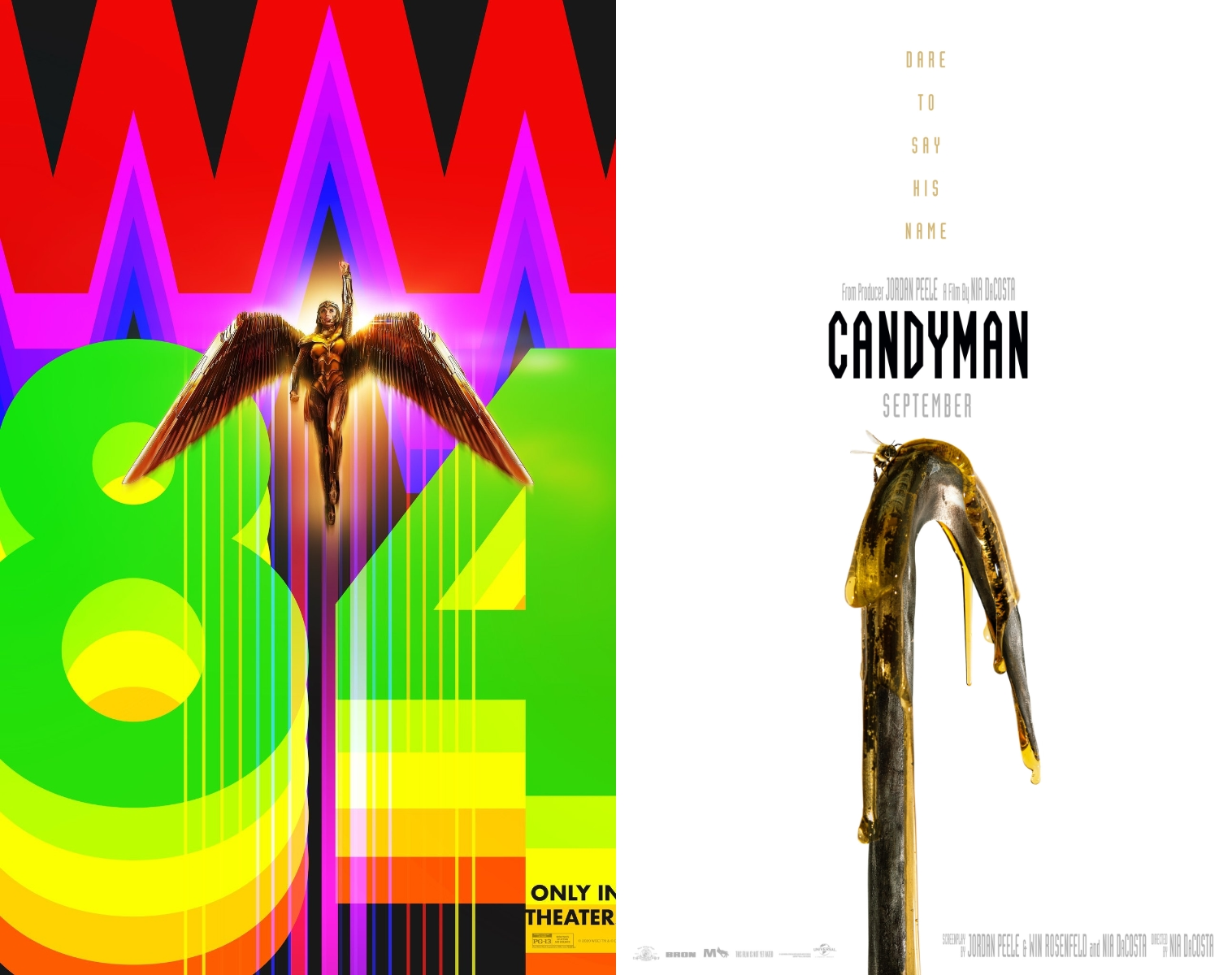 Wonder Woman 84 & Candyman