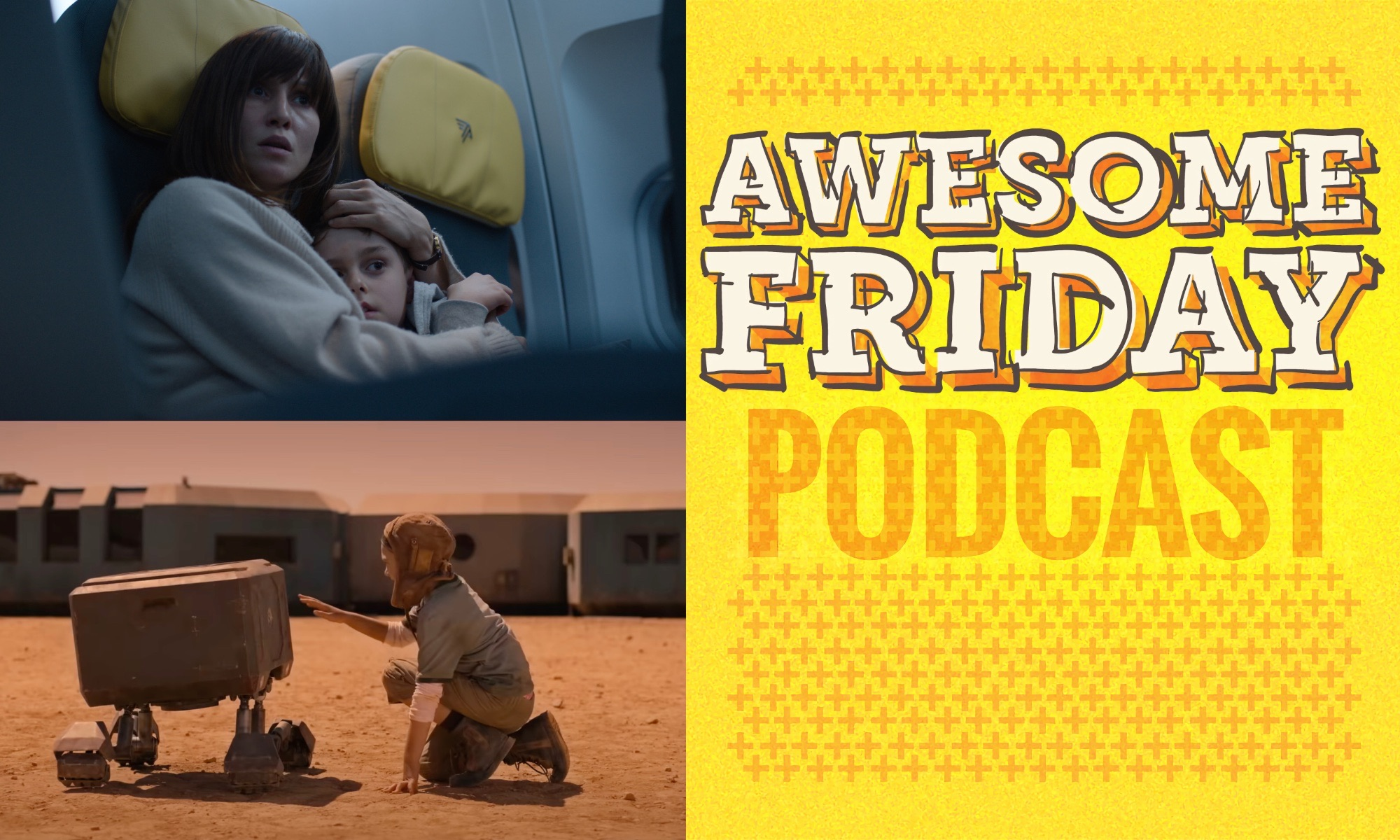 Awesome Friday Podcast Blood Red Sky & Settlers
