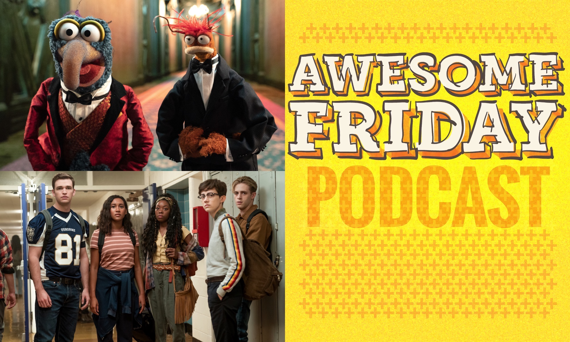 Awesome Friday Podcast