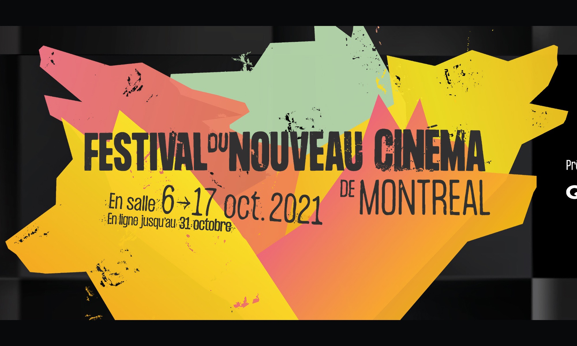 2021 Festival du Nouveau Cinema Festival_Header