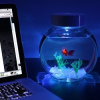Electronic Goldfish
