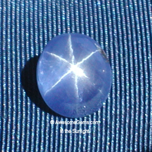 Blue Star Sapphire Gemstones Buy Top Gem Quality Blue