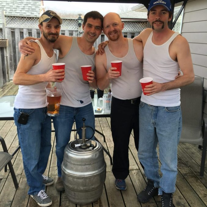 Friends with Keg