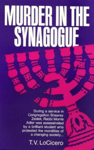 Murder in the Synagogue