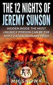 The 12 Nights of Jeremy Sunson