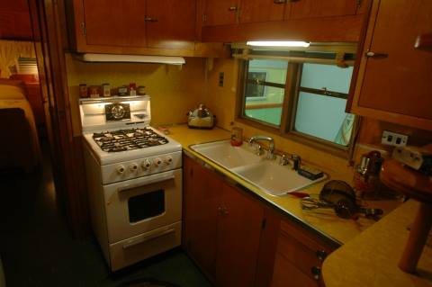 This Campers Interior Remains Untouched Since 1953 And It