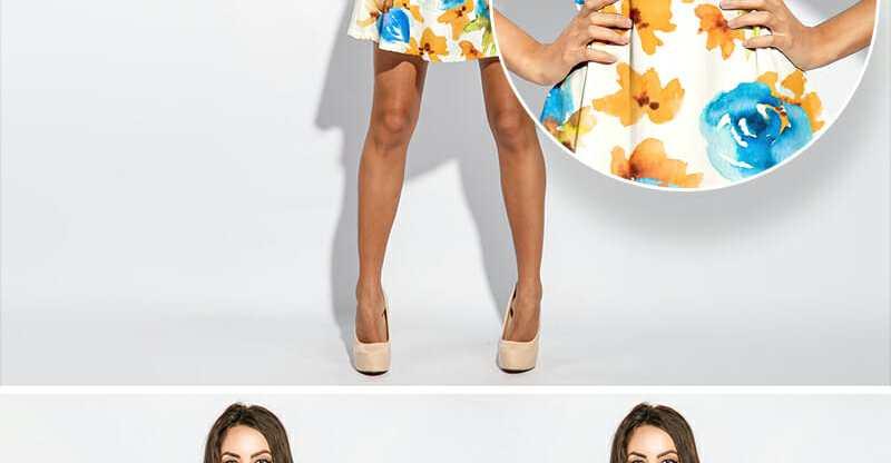 Dress Mockup For Fashion - Awesome Mockups