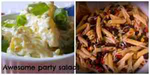 Awesome Party Salads