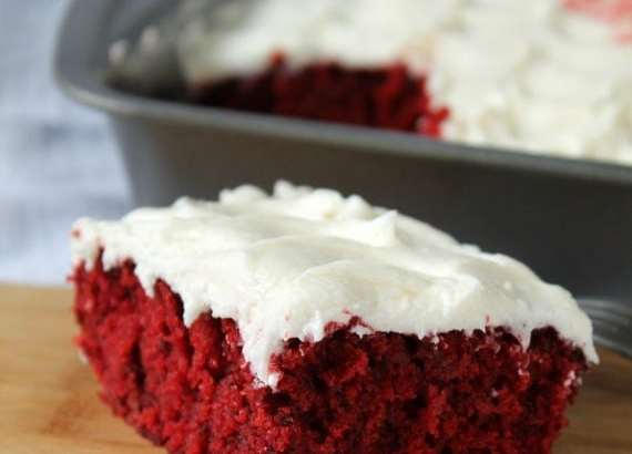 Red Velvet Cake from Awesome on 20