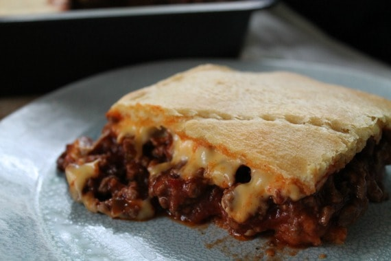 Sloppy Joe Casserole from Awesome on 20