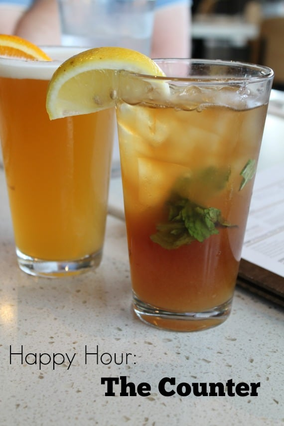 Happy Hour: The Counter