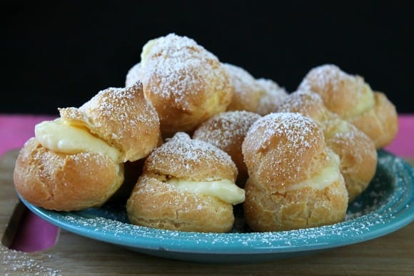 Cream Puffs   How to be Awesome on $20 a Day