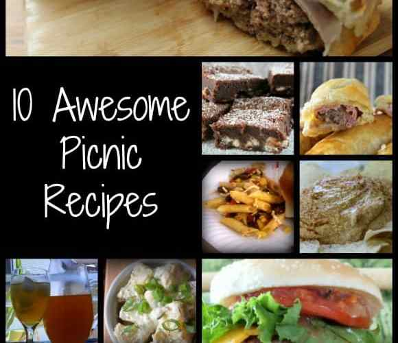 10 Awesome Picnic Recipes