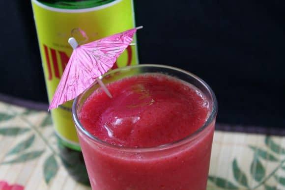 Strawberry Soju Slushie3