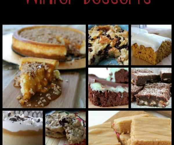 10 Awesome Winter Desserts