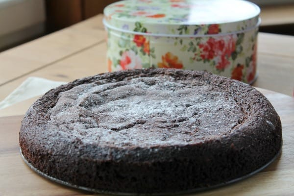 Chocolate Olive Oil Cake | How to be Awesome on $20 a Day