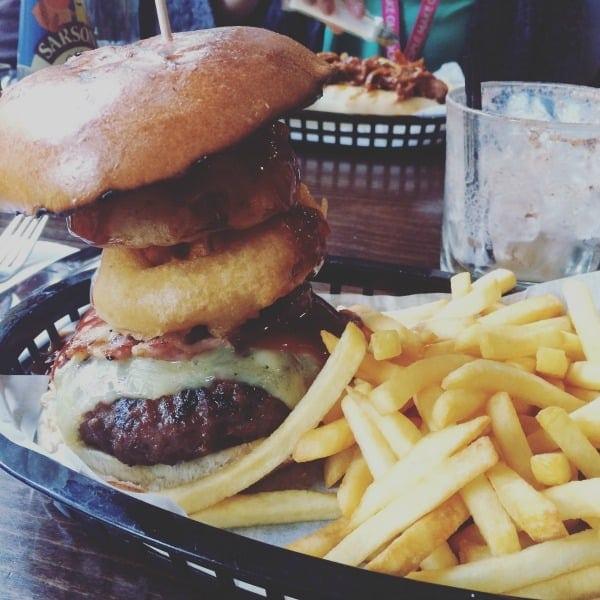 Burgerology: NYC Glasgow