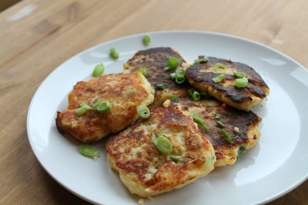 Spicy Potato Cakes | How to be Awesome on $20 a Day