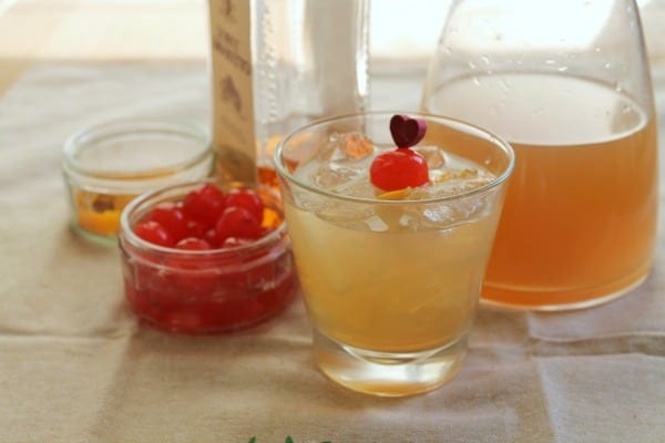Amaretto Sour | How to be Awesome on $20 a Day