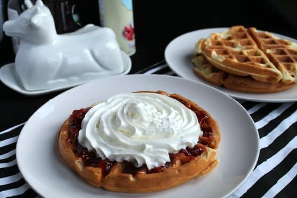 Belgian Waffles   How to be Awesome on $20 a Day