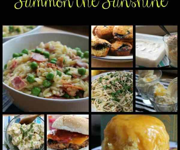 40 Awesome Recipes to Summon the Sunshine