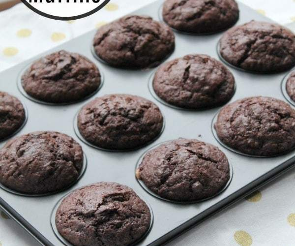 Double Chocolate Muffins | How to Be Awesome on $20 a Day