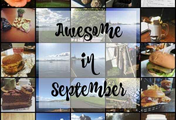 Awesome in September