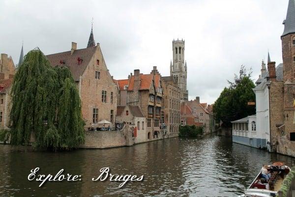 Explore: Bruges