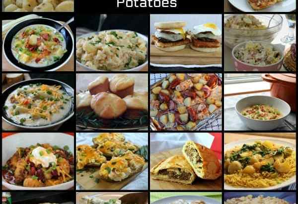 18 Awesome Ways to Eat Potatoes