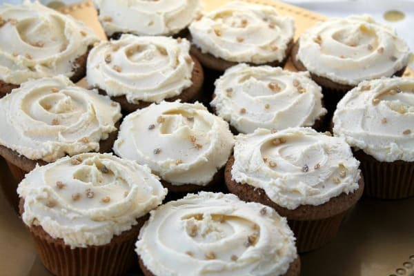 Spice Cupcakes with Maple Frosting   How to be Awesome on $20 a Day