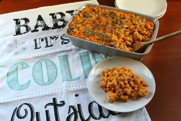 Buffalo Chicken Mac & Cheese | How to be Awesome on $20 a Day