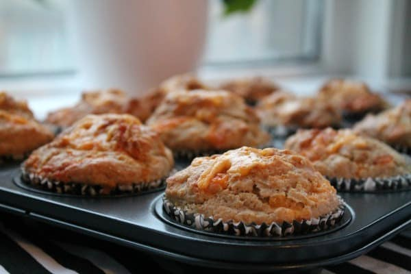 Welsh Rarebit Muffins   How to be Awesome on $20 a Day