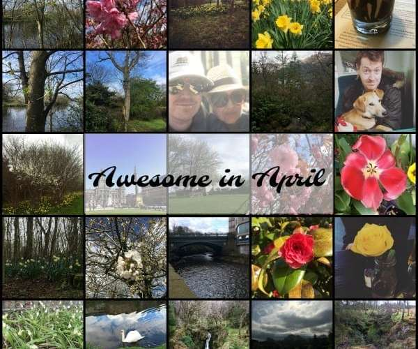Awesome in April