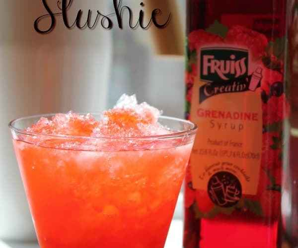 Prosecco Slushie | How to be Awesome on $20 a Day