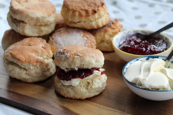 Scones   How to be Awesome on $20 a Day