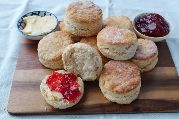 Self-Rising Biscuits | How to Be Awesome on $20 a Day