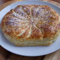 Almond Pastry Puff