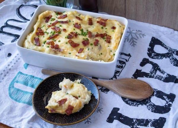 Loaded Baked Potato Casserole