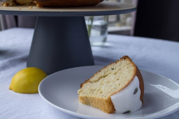 Lemon & Thyme Pound Cake | How to Be Awesome on $20 a Day