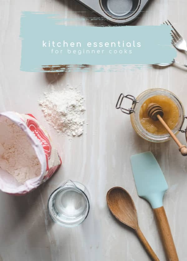 Kitchen Essentials for Beginner Cooks | How to Be Awesome on $20 a Day