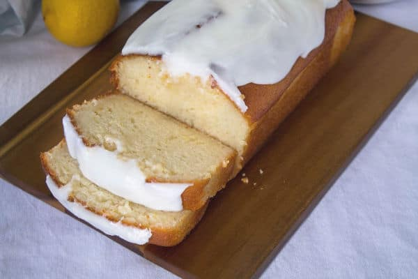 Lemon Loaf Cake | How to Be Awesome on $20 a Day
