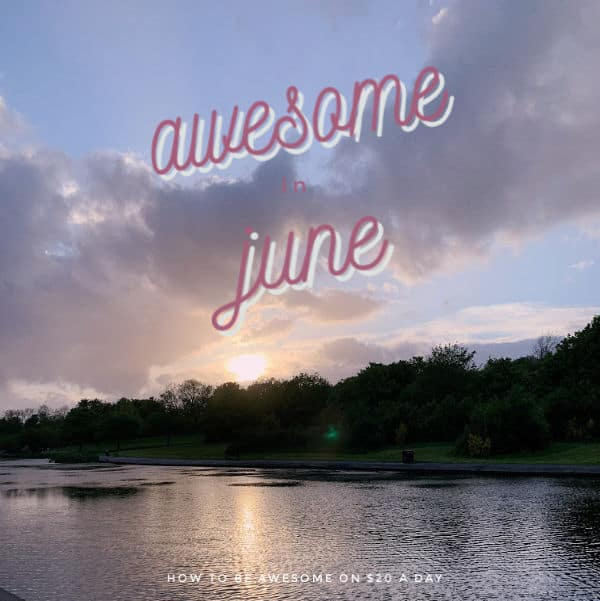 Awesome in June