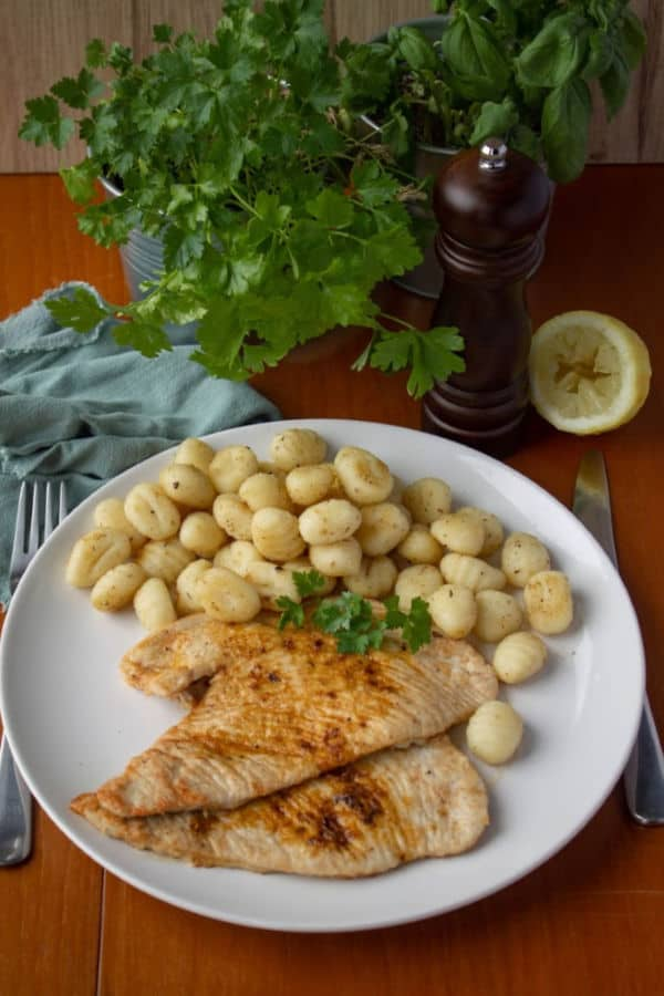 Turkey Scallopini