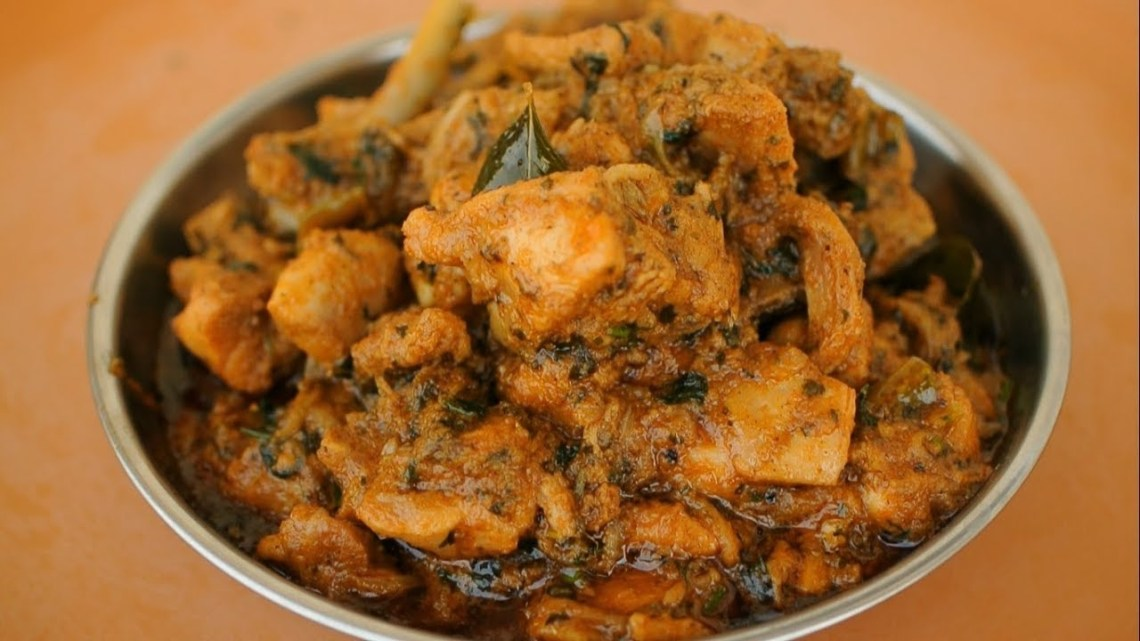 Fat Loss Chicken Recipe - South Indian Style (Ketogenic ...