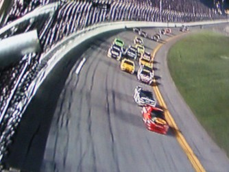 Jamie Mcmurray wins over Dale jr in the 2010 Daytona 500