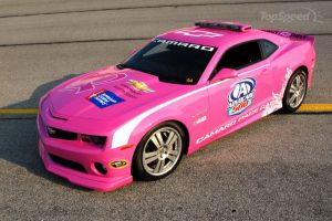 5 Awesome Pace Cars in NASCAR