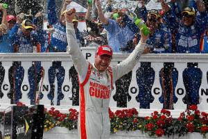 Pocono 400 Wrap Up
