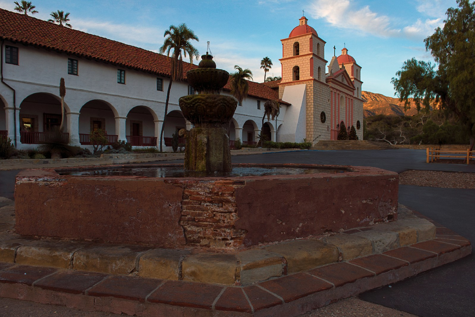 Old Mission Santa Barbara