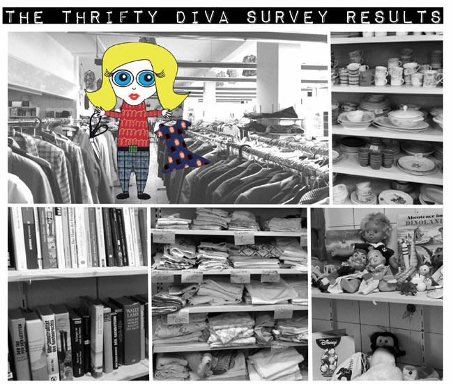 the thrifty diva survey results