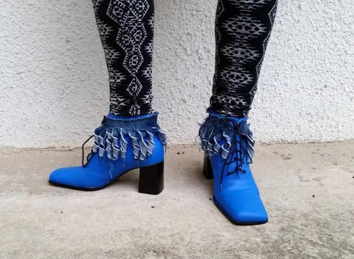 kikikumi refashioned shoes front 1